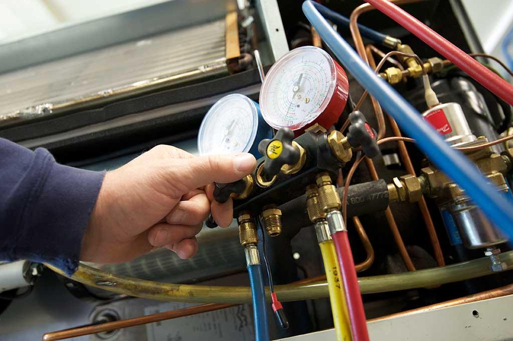 manutenzione condizionatori como